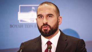 Τζανακόπουλος: Εξαντλούμε όλα τα διπλωματικά μέσα πίεσης για τους δύο στρατιωτικούς