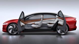 Αυτοκίνητο: Oι λιμουζίνες πολυτελείας του (άμεσου) μέλλοντος θα είναι σαν το VW I.D. Vizzion