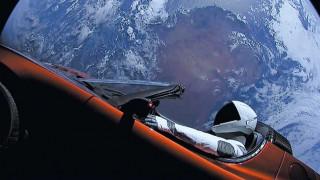 Απειλή για τον Άρη το αυτοκίνητο που βρίσκεται μέσα στον πύραυλο της Space X