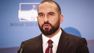 Τζανακόπουλος: Ακραίο και προκλητικό να κατηγορηθούν για κατασκοπεία οι Έλληνες στρατιωτικοί