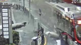 Κίνα: Επιβάτες είδαν την οροφή του αεροδρομίου να καταρρέει μπροστά στα μάτια τους