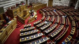 Βουλή: Επεισόδιο χρυσαυγιτών κατά τη διάρκεια της ενημέρωσης από Κοτζιά - Χριστοδουλίδη