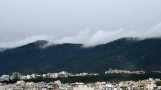 Καιρός: Βροχές και νεφώσεις την Τετάρτη