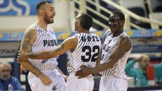 Basketball Champions League: Προβάδισμα πρόκρισης για ΠΑΟΚ