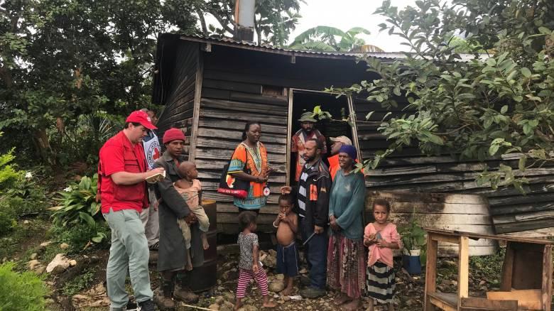 Νέος ισχυρός σεισμός στην Παπούα Νέα Γουινέα με νεκρούς