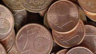 Ακριβότερα από την αξία τους παράγονται τα κέρματα του ευρώ
