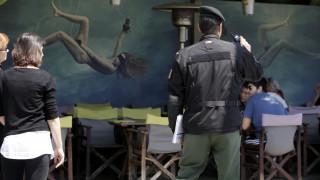 Οριοθετούνται οι χώροι τοποθέτησης τραπεζοκαθισμάτων στις καφετέριες της Αθήνας