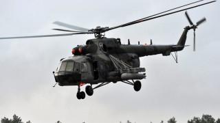 Ρωσικό στρατιωτικό ελικόπτερο της FSB συνετρίβη στην Τσετσενία