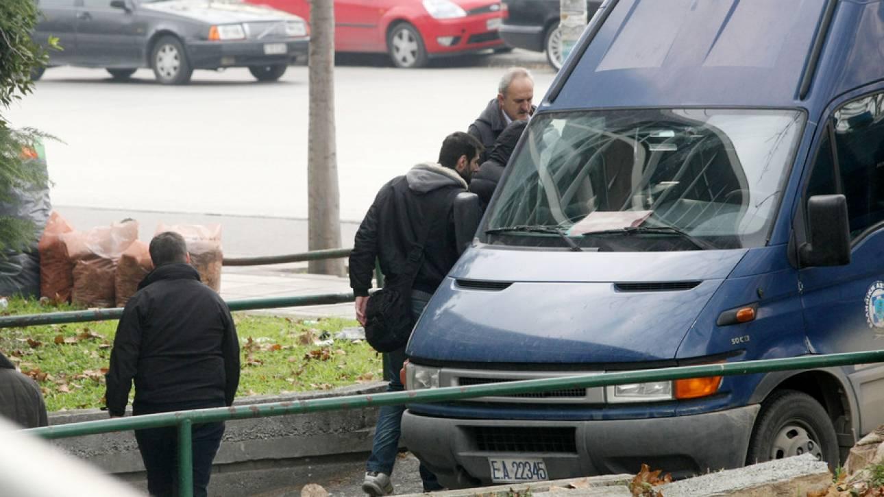 Τηλεφώνημα για ύπαρξη εκρηκτικού μηχανισμού στα δικαστήρια Θεσσαλονίκης