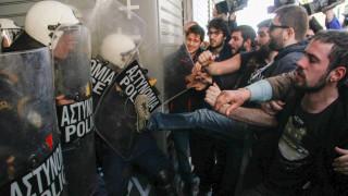 Θεσσαλονίκη: Δικογραφία για τα επεισόδια έξω από συμβολαιογραφικό γραφείο