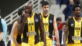 Basketball Champions League: Ηττήθηκε στο ΟΑΚΑ η ΑΕΚ (pics+vid)