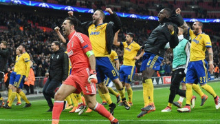 Champions League: Τεράστια πρόκριση για τη Γιουβέντους
