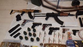 Ρέθυμνο: 32χρονος είχε ολόκληρο οπλοστάσιο στο σπίτι του