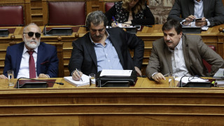 Αλληλοκατηγορίες κατά την συζήτηση της πρότασης της ΝΔ για σύσταση προανακριτικής