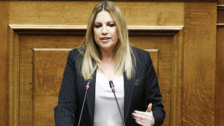 Γεννηματά: Η κυβέρνηση θέλει διαφάνεια a la carte - Και η ΝΔ έχει επιλεκτική μνήμη