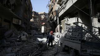Σύρος ανταποκριτής σκοτώθηκε στην Ανατολική Γκούτα