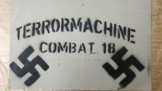 Τα ευρήματα της αστυνομίας στα σπίτια της «Combat 18»