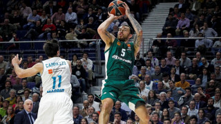 Euroleague: Ήττα και στη Μαδρίτη για τον Παναθηναϊκό Superfoods