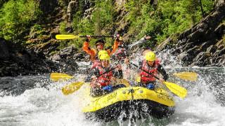Rafting: Το πιο περιπετειώδες σπορ της Άνοιξης