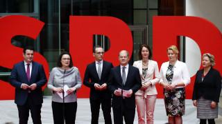Γερμανία: Οι νέοι υπουργοί του Σοσιαλδημοκρατικού Κόμματος