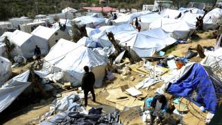 Ένταση στη Μόρια μετά την απόρριψη αιτήματος ασύλου 15 μεταναστών