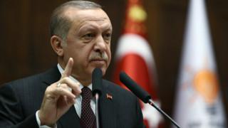 Ερντογάν: Οι τουρκικές δυνάμεις μπορούν οποιαδήποτε στιγμή να εισέλθουν στην Αφρίν
