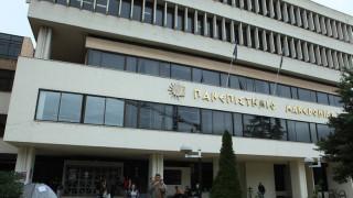 Βανδαλισμοί στο Πανεπιστήμιο Μακεδονίας: Έγραψαν συνθήματα στους τοίχους