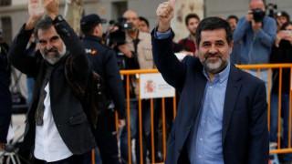 Απορρίφθηκε το αίτημα αποφυλάκισης του Σάντσες - Στον αέρα η εκλογή του ως προέδρου της Καταλονίας