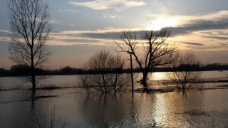 Σε επιφυλακή παραμένει ο νομός Έβρου λόγω αυξημένης παροχής υδάτων στους ποταμούς
