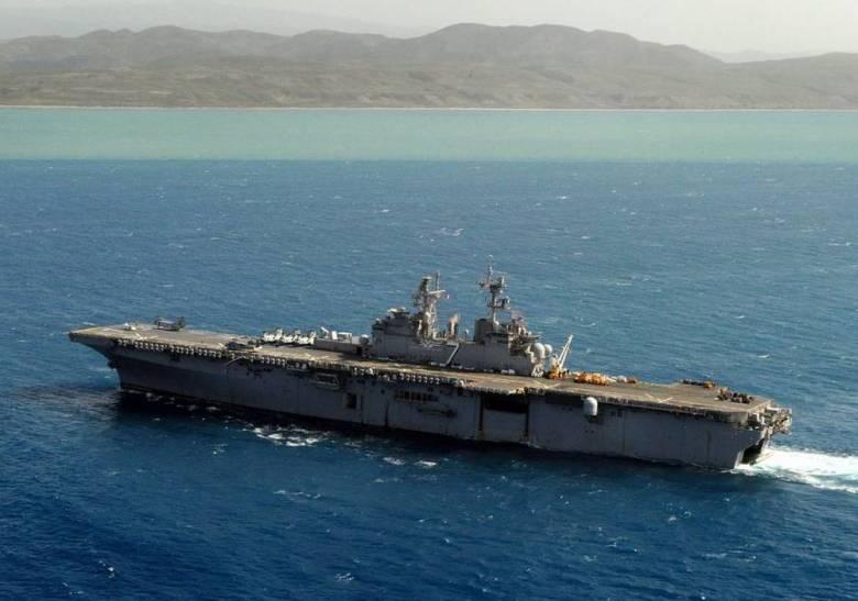 Εκπρόσωπος Πεντάγωνου ΗΠΑ: Ο 6ος στόλος δεν βρίσκεται στη Μεσόγειο για τη γεώτρηση της Εxxon Mobil
