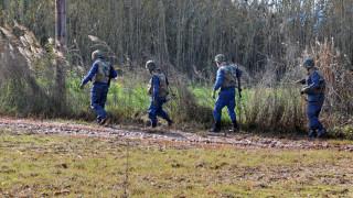 Στο ΑΤ Διδυμοτείχου προσήχθησαν οι Γερμανοί δημοσιογράφοι που συνελήφθησαν στον Έβρο