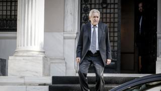 Κουβέλης: Δεν είμαι υπουργός του κ. Καμμένου, αναφέρομαι στον πρωθυπουργό