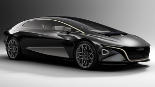 Αυτοκίνητο: H Aston Martin Lagonda είναι και ως ηλεκτρική μια εξτραβαγκάντζα