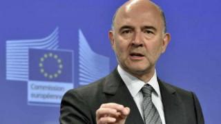 Μοσκοβισί: Η Ελλάδα βρίσκεται στην τελική ευθεία εξόδου από το πρόγραμμα