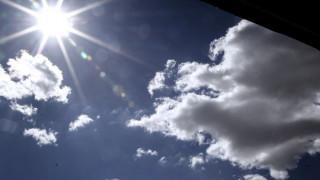 Αίθριος ο καιρός την Κυριακή με άνοδο της θερμοκρασίας