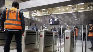 Μετρό: 15 σταθμοί κλείνουν τις μπάρες τους την Κυριακή