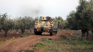 Συρία: Προ των πυλών της Αφρίν ο τουρκικός στρατός
