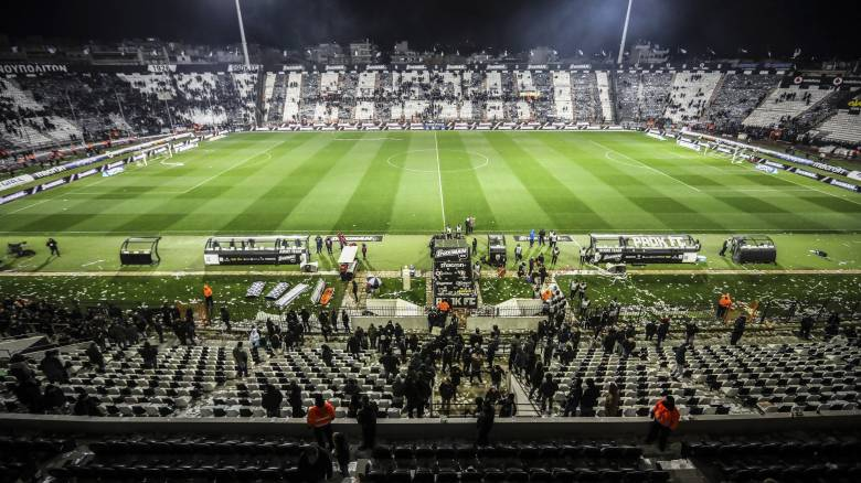 ΠΑΟΚ: Το σκεπτικό της απόφασης για το 0-3 χωρίς αφαίρεση βαθμών