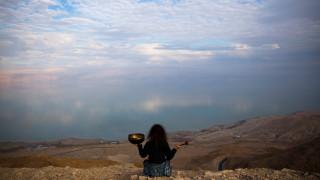 Νεκρά Θάλασσα, ένας «παράδεισος» που εξαφανίζεται