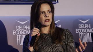 Αχτσιόγλου: Η πρόσφατη μεταρρύθμιση του ασφαλιστικού διασφαλίζει την οικονομική βιωσιμότητά του