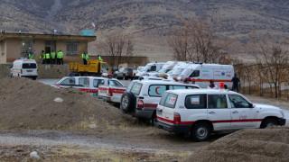 Συντριβή τουρκικού ιδιωτικού αεροσκάφους στο Ιράν