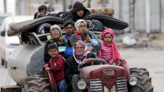 Ανατολική Γκούτα και Αφρίν: προσκήνιο και παρασκήνιο των παράλληλων πολέμων της Συρίας (pics)