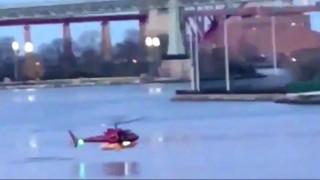 Νέα Υόρκη: Πέντε νεκροί μετά από πτώση ελικοπτέρου στο Ιστ Ρίβερ