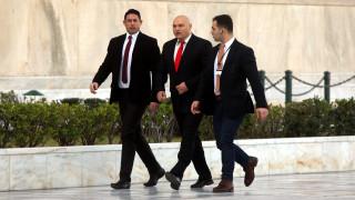 Ποινή τεσσάρων μηνών με αναστολή στον Γερμενή για την επίθεση στον Καμίνη