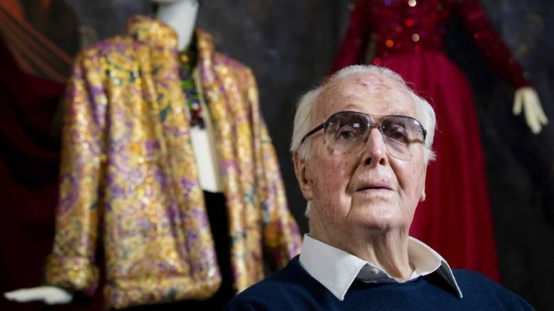 Πέθανε ο σχεδιαστής μόδας Hubert de Givenchy