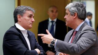 Συνάντηση Σεντένο - Τσακαλώτου πριν το Eurogroup