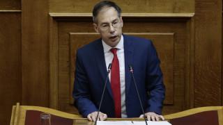 Το Ποτάμι φέρνει το θέμα του ποδοσφαίρου στη Βουλή