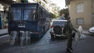 Βίντεο από την αστυνομική επιχείρηση στις καταλήψεις σε Εξάρχεια και Κουκάκι