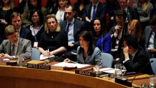 Χέιλι: Αν δεν δράσει ο ΟΗΕ στη Συρία, θα το κάνουν οι ΗΠΑ