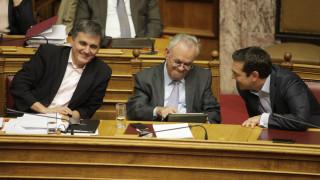 Σε ρυθμούς δ'αξιολόγησης η κυβέρνηση με ορίζοντα το Eurogroup του Ιουνίου